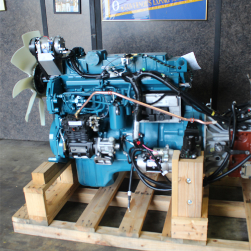 Case Study Belarus Engine Pic