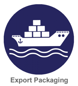 Export Packaging Services Graphic