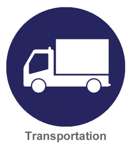 Transportation Services Graphic