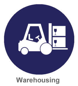 Warehousing Services Graphic